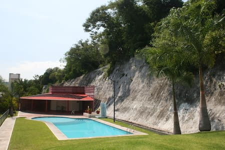 Relaxation and Tourism in Xochitepec,  Morelos. - Xochitepec - Haus