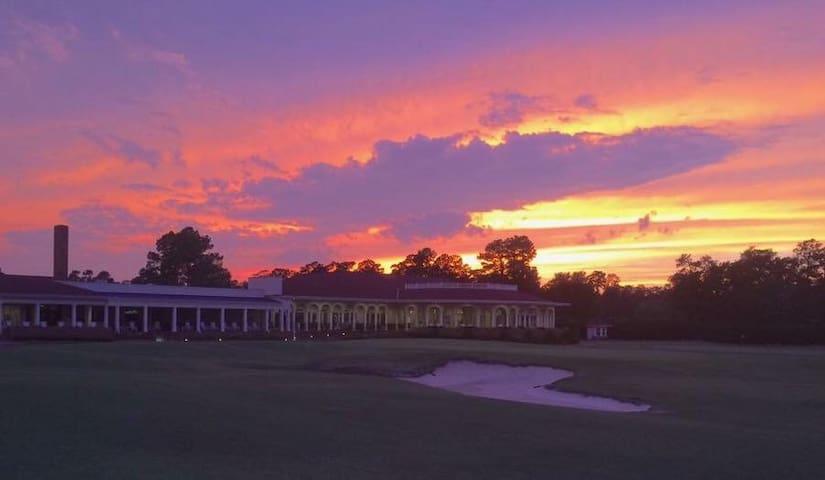 Pinehurst Golf House