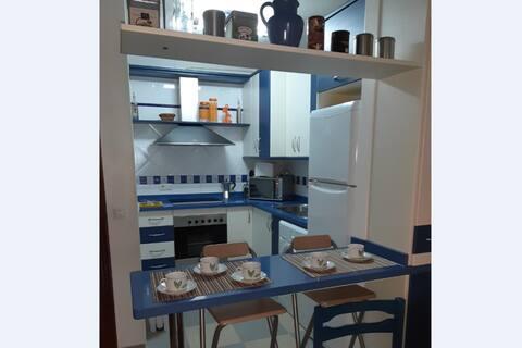 Fantastico Apartamento en Urb. Roquetas de Mar