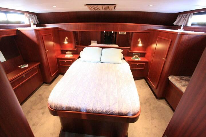 Dormir dans un beau bateau !!! - Nogent-sur-marne - Barco