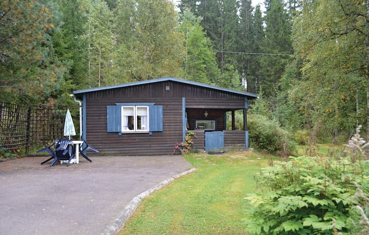 Holiday cottage with 1 room on 42m² in Brunskog
