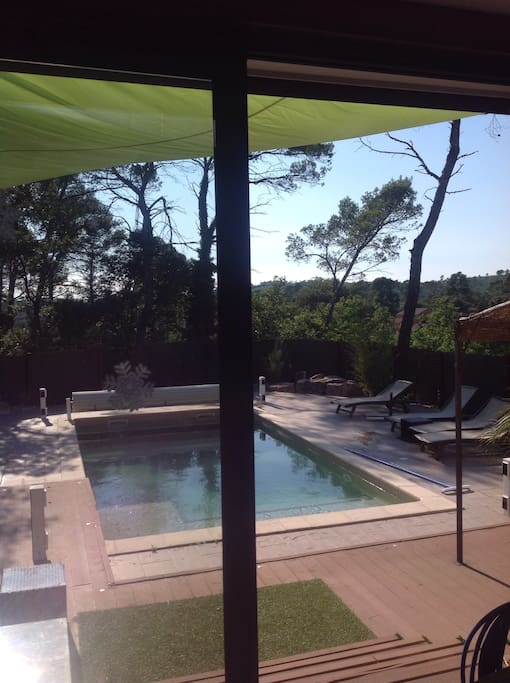 Villa piscine 8p golf de barbaroux ville in affitto a for Piscine de brignoles
