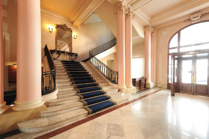 ☆PROMO☆Modern&Chic! 4/5 Guests Résidence NEGRESCO - Nicea - Apartament