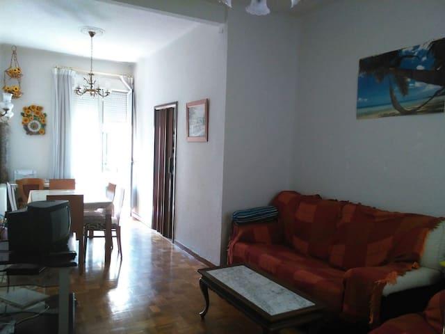 Hab Doble Madrid Centro (Verano) - Madrid - Wohnung