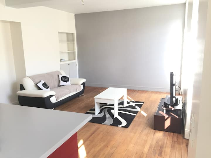Appartement T3  75 m²