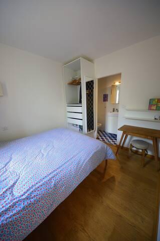 Chambre tout confort - Sète - House