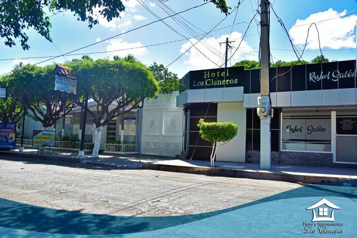 Apartamento amueblado en centro histórico Managua