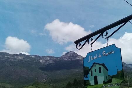 Hostel do Rosário Quarto Compartilhado Catas Altas