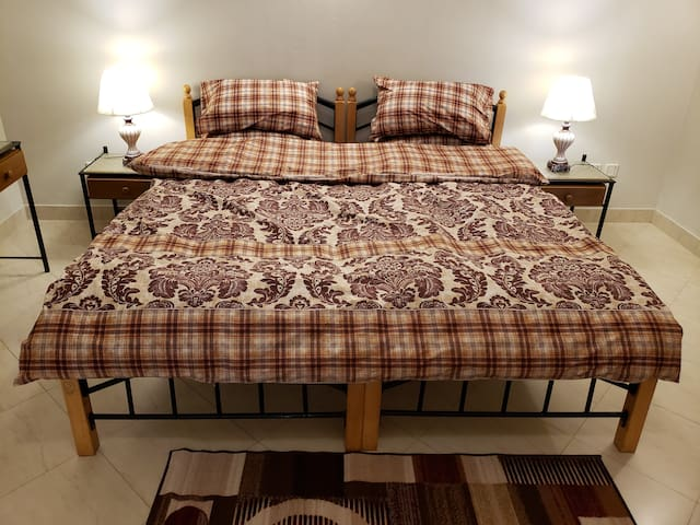 Modern Style Furniture  Rove Lodging-3 Bed Room Apartment, Murree