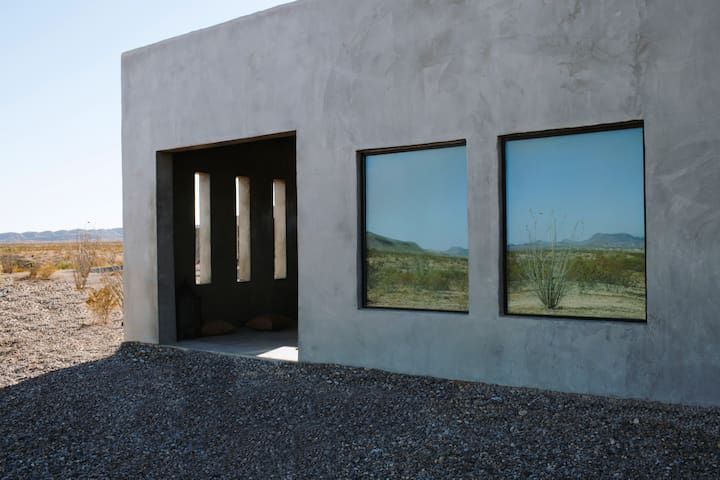 Willow House No. 4 - Big Bend NP + Terlingua