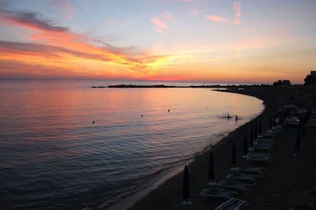 Oceanfront Apartment in Calabria - Cittadella del Capo
