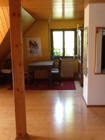 Cozy and nice studio / apartment - Bergkirchen - Pis
