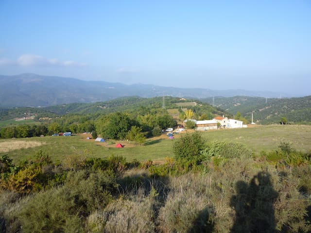 Holiday house at the foot of Canigou