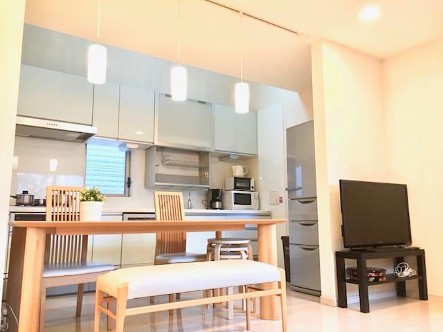 7 min to Sta. 90sqm 3LDK House & Wifi Egg [HSH] - Shinjuku-ku - บ้าน