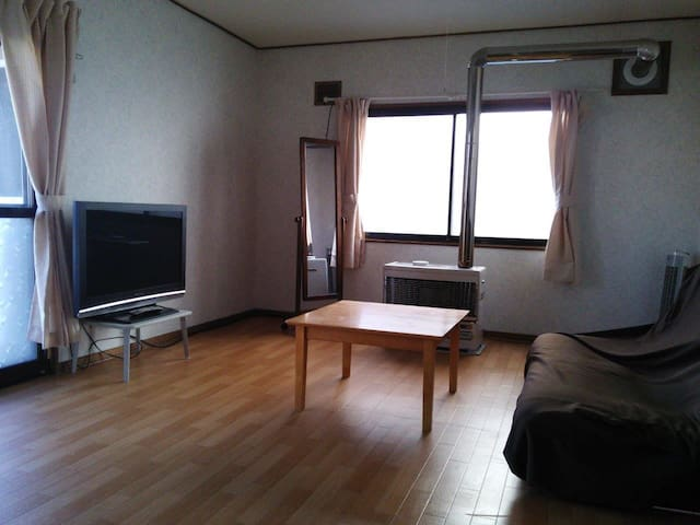 2 bedrooms in Kutchan with car - Kutchan - Apartamento