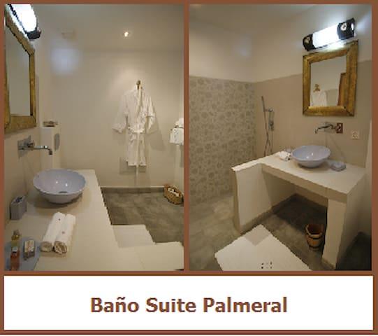 Baño privado