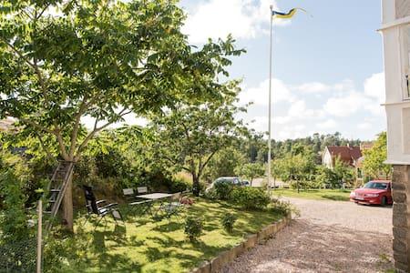 Två mysiga stugor - Lysekil - Blockhütte