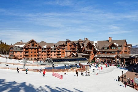 PRICE REDUCTION! Breckenridge Ski In/Out on Peak 7 - เบรกเคนริดจ์