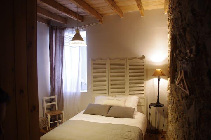 La Maison d'Hourtense - Rochetrejoux - Γήινο σπίτι