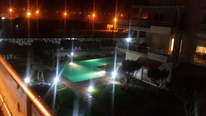 Bel appart dans résidence privée ! - Dar Bouazza - Apartment
