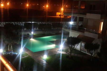Bel appart dans résidence privée ! - Dar Bouazza - Wohnung