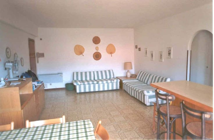Gracious two rooms large apartment nearby the sea - Marina di Campo - Apartment