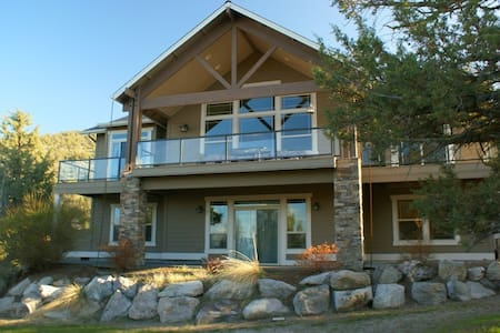 Expansive Home for 14 with view