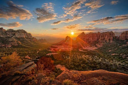 Renta Tent-The Magical Sedona Adventure!!! - Sedona - Tenda
