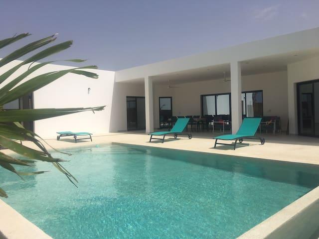 Wonderful contemporary luxury villa