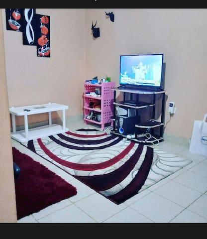 Nyahururu studio house .