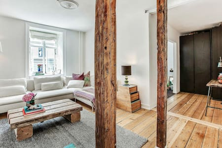 Charming apt. in Copenhagen center