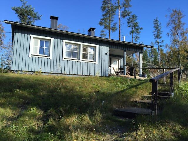 Cottage by the lake Hanhijärvi