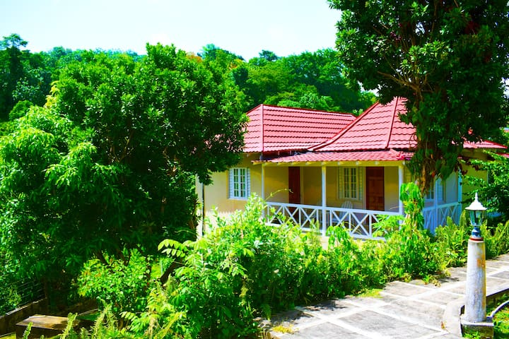 Beautiful 2 Bedroom Villa (Air Condition) - Port Antonio - Villa