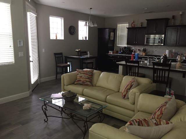 Beautiful home, private Room & Bath