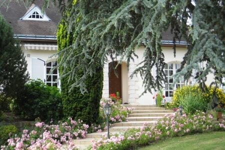 La Rose de Ronsard - La Chapelle-sur-Loire