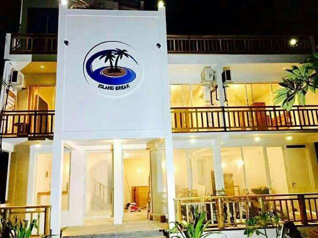 ISLAND BREAK Guest House Maldives