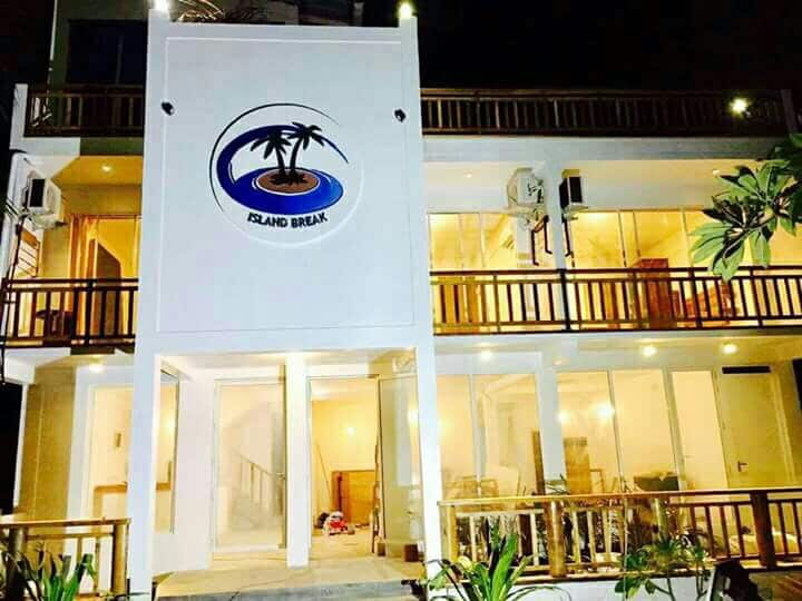 ISLAND BREAK Guest House Maldives
