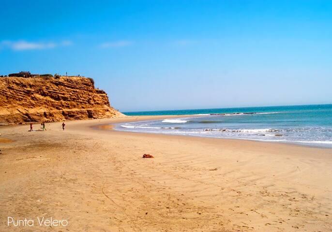 Casa de playa caballito de mar I - Organos - Hus