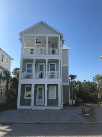 Rosemary Beach, Inlet Beach, FL NEW Home