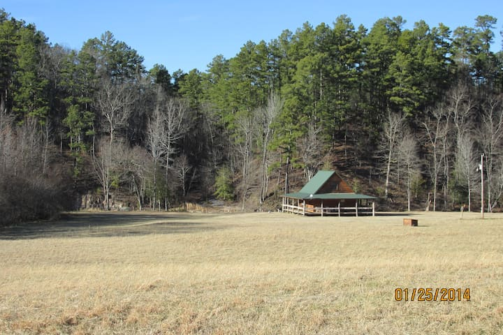Kates Creek Cabin Private and Secluded