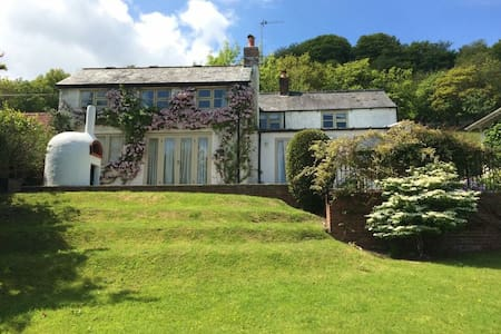 Lovely Dorset cottage amazing views - Bridport - Rumah