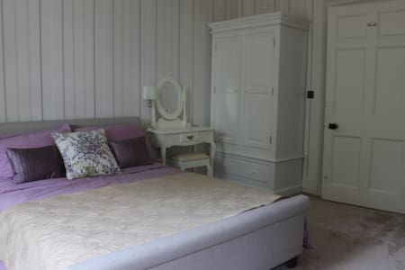Amethyst - Stylish double room - House