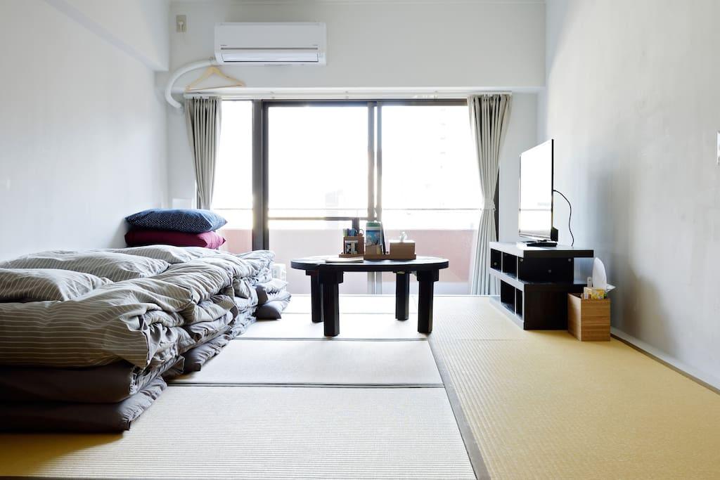 Dotonbori,Shinsaibashi!Stylish-Room