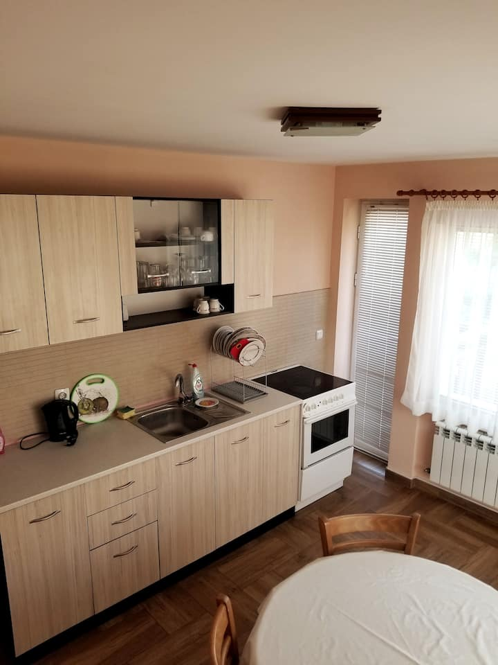 Cool apartment close to the center of Bansko