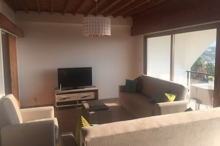 2 bed apartment with a stunning sea view