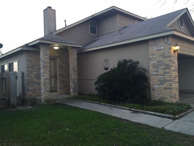 Cute two story house in San Antonio