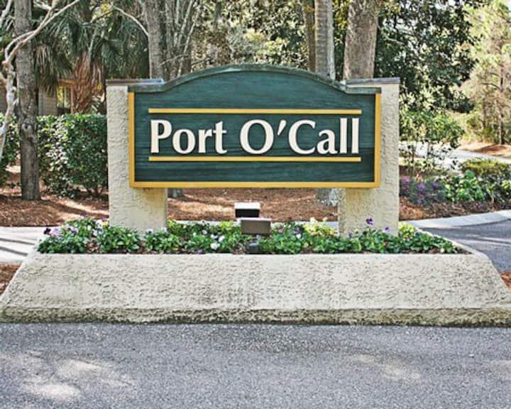 *PORT O CALL 2 BEDROOM HILTON HEAD GOLD CROWN