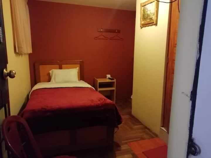 Habitación individual Suma'kusi - Juliaca.