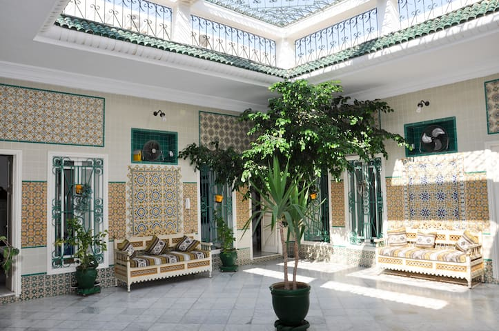 DAR SOUROUR Maison traditionnelle tunis - Tunis - Huis
