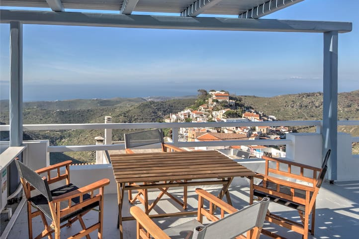 Lovely Apt for holidays in Ioulis-Kea-Cyclades